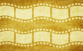 Grunge cinema background with rough textures — Stock Photo