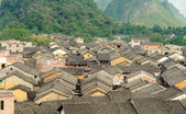 Historic interest in china guangxi huangyao — Stock Photo