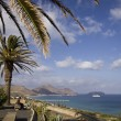 Stock Photo: Porto Santo viewpoint