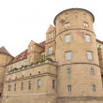 Old Castle Stuttgart — Stock Photo