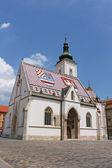 St Mark's church — Stock Photo