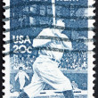 Royalty-Free Stock Photo: United States of America - circa 1983: a stamp printed in the Un