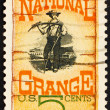 Royalty-Free Stock Photo: Postage stamp USA 1967 National Grange