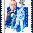 Stock Photo: Postage stamp US1978 George M. Cohan