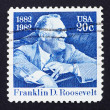 Postage stamp USA 1982 Franklin Delano Roosevelt — Stock Photo