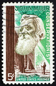 Postage stamp USA 1964 John Muir — Stock Photo