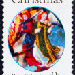 Postage stamp USA 1972 Angel from Mary, Queen of Heaven — Stock Photo
