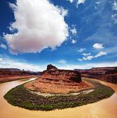 Canyonlands National Park landscapes — Stock Photo