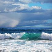 Ocean background — Stock Photo