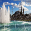 Blue mosque - Stock fotografie