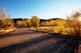 シエラ nevade の秋 — ストック写真