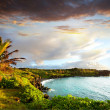 Stock Photo: Hawaii Oahu island