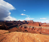 Parque canyonlands — Foto de Stock