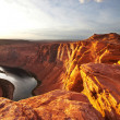 Stock Photo: Canyon Colorado river in Arizona