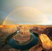 Horse Shoe Bend — Stock Photo