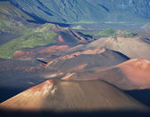 Volcano Haleakala on Maui, Hawaii — Stock Photo