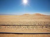 Desert — Стоковое фото
