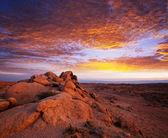 Desierto de gobi — Foto de Stock
