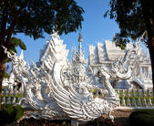 White temple — Stock Photo