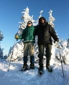 Zimy dovolená — Stock fotografie