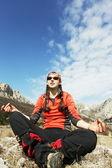 Meditation — Stock fotografie