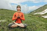 Meditasyon — Stok fotoğraf