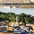 Aswan in Egypt - Stock Photo