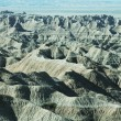 Badlands — Stock Photo