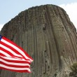Stock Photo: Devils tower