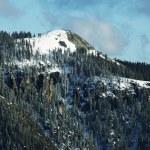 Mountain peak — Stock Photo #6566574