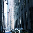 New York street — Stock Photo
