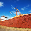 Old ship — Stock Photo