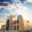 Stock Photo: Palace in Samarkand
