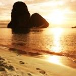 海上日落 — 图库照片 #6567612
