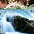 Small waterfall — Stock Photo #6567937