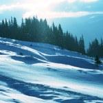 Winter mountains — Stock Photo #6569131
