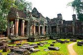Angkor ruins — Stock Photo