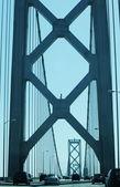 Bridges construction — Stock Photo