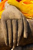 Buda el — Stok fotoğraf