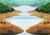 Lake — Foto de Stock