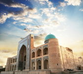 Paleis in samarkand — Stockfoto