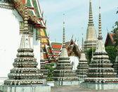 Tempio in thailandia — Foto Stock
