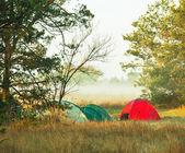 Tent — Zdjęcie stockowe