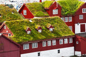 Torshavn — Stock Photo