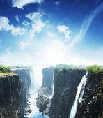 Waterfall Victoria — Stock Photo