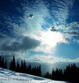Invierno. — Foto de Stock