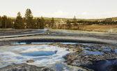 Yellowstone Park — Stock Photo
