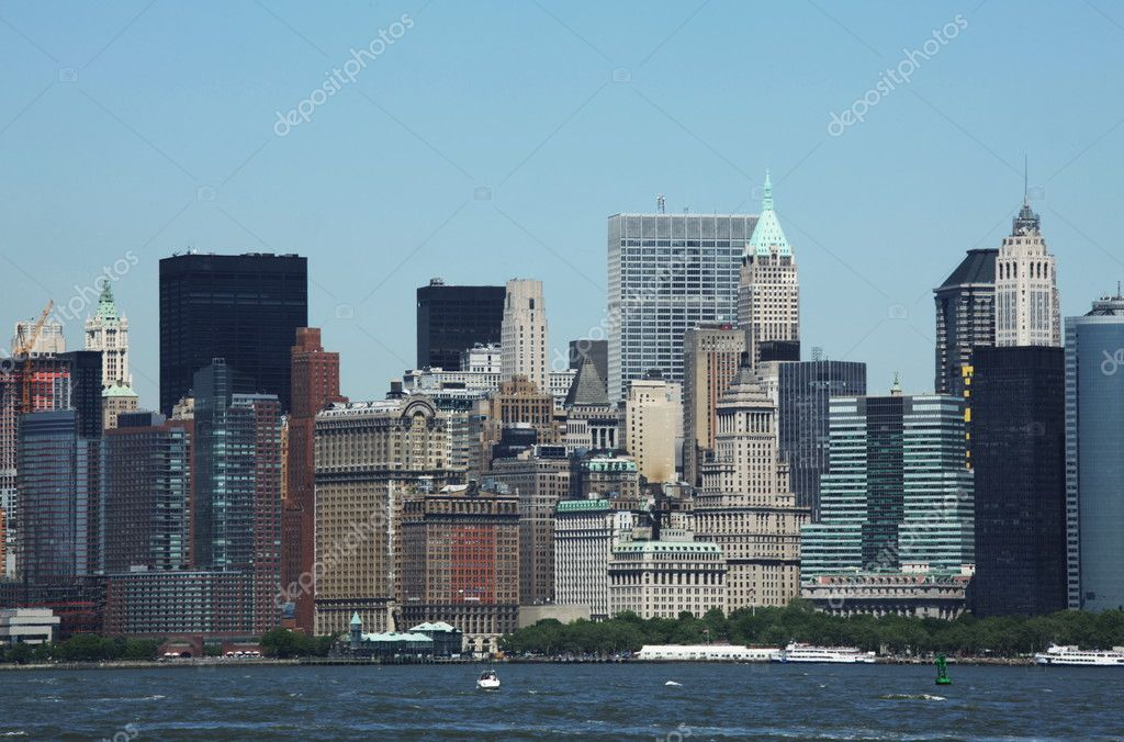 Manhattan — Stock Photo #6566082