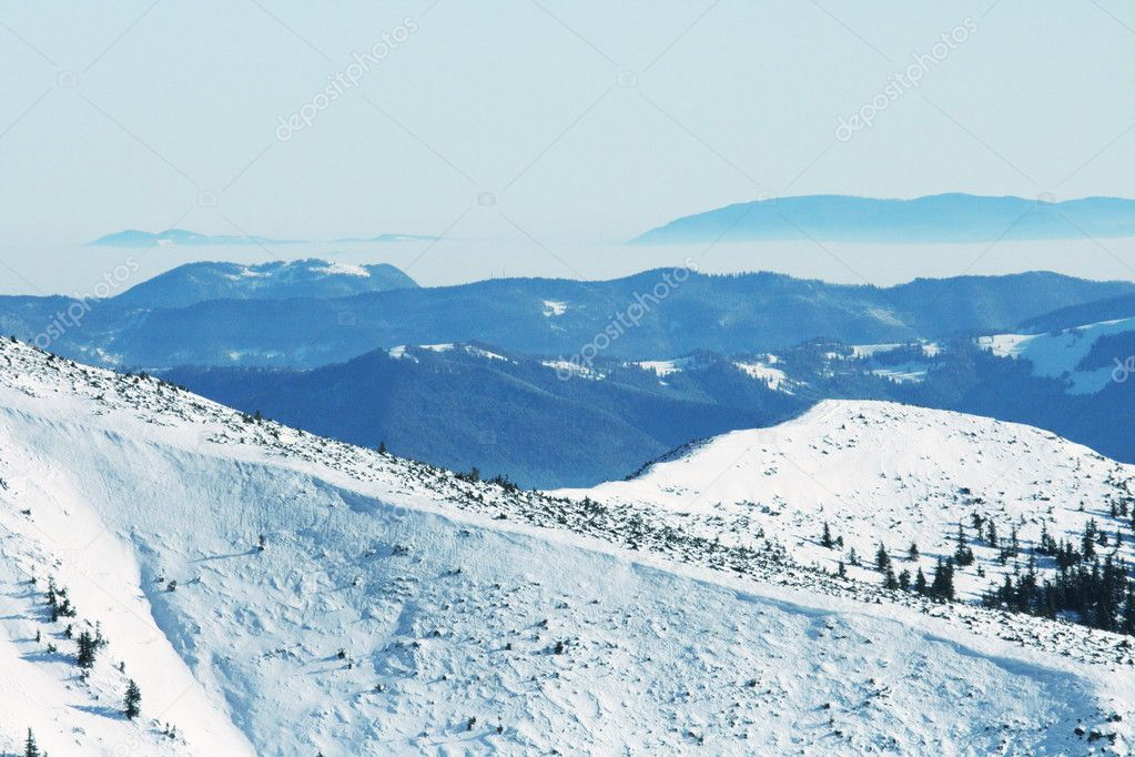 Mountains  Stock Photo #6569112