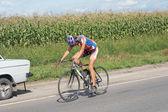 Cycle race — Stock Photo